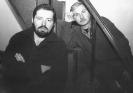 Роман Хрущ и Алексей Поярков (2000 год)